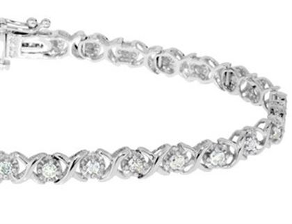 Picture of Diamond Tennis Bracelet